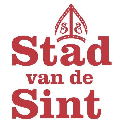 Stad van de Sint logo