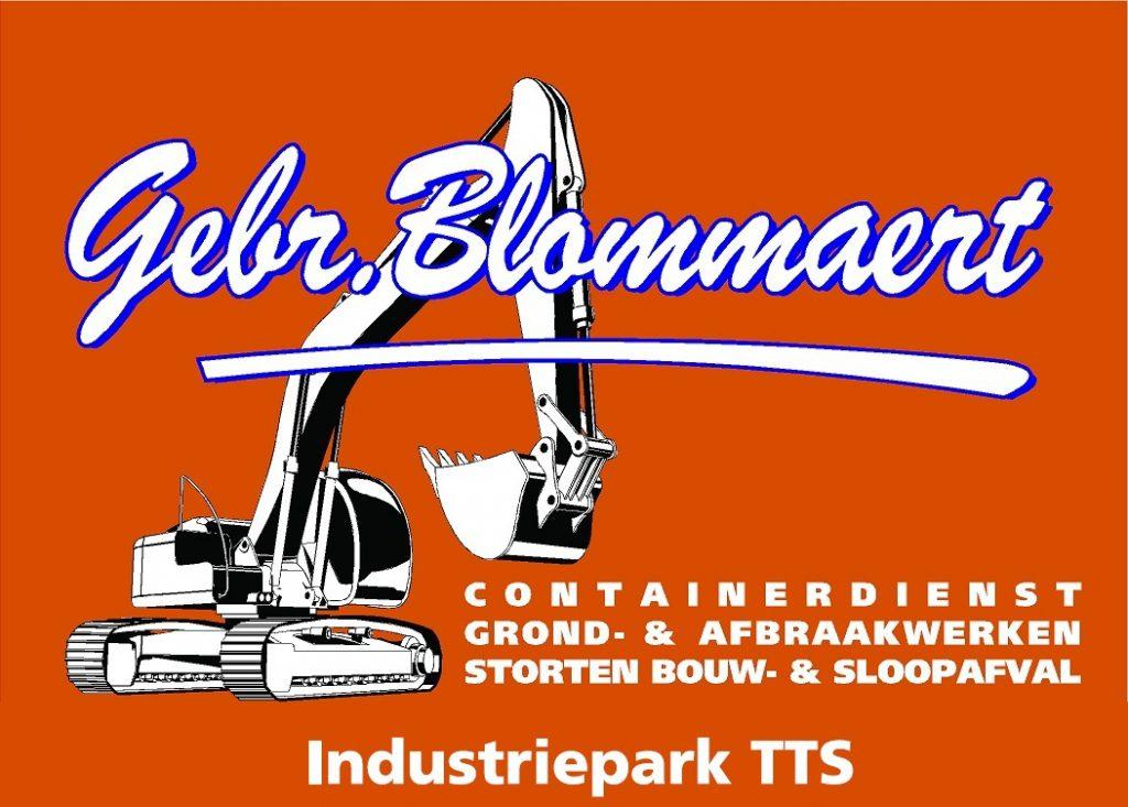 Gebr. Blommaert logo